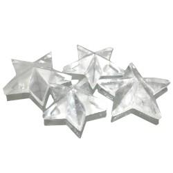 Étoile en Cristal de Roche