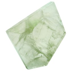 Forme libre en Fluorite Verte