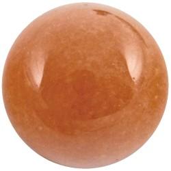 Sphère en Aventurine Rouge