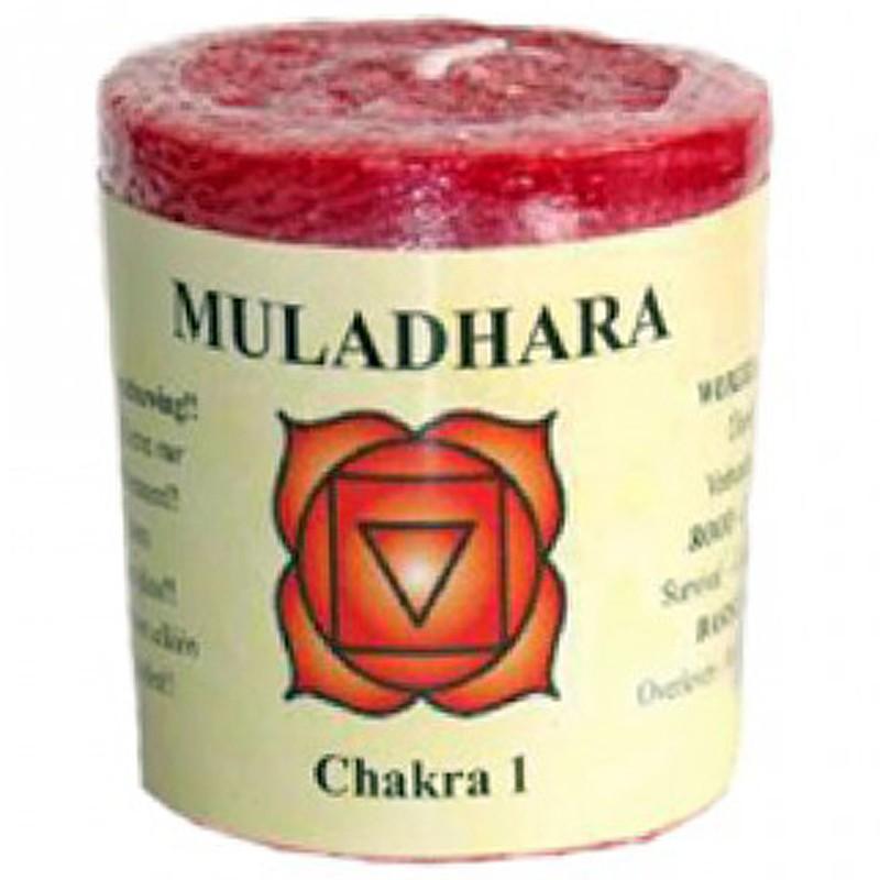 Bougies Chakras