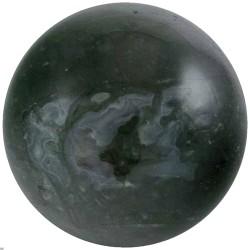 Sphère en Agate Mousse