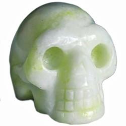 Crâne en Jade de Chine