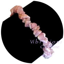 Bracelet Baroque en Rhodochrosite