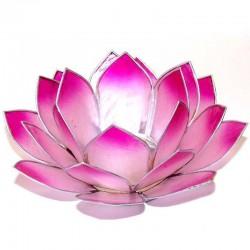 Photophore Lotus Rose