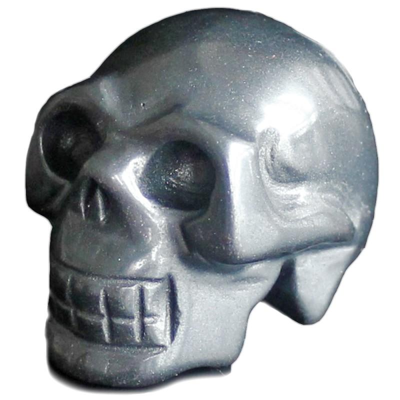 Crâne en Hématite
