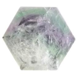 Sceau de Salomon en Fluorite Multicolore