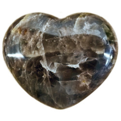 Coeur en Pierre de Lune