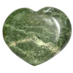 Coeur en Jaspe Opale