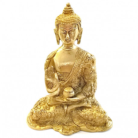 Statuette Bouddha en Bronze