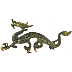 Dragon en Bronze