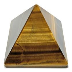 Pyramide en Oeil de Tigre