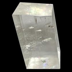 Parallélogramme en Calcite Optique