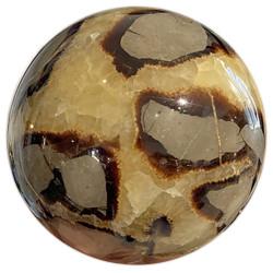Sphère en Septaria