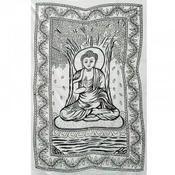 Tenture Bouddha