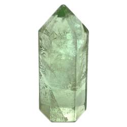 Pointe en Fluorite Verte