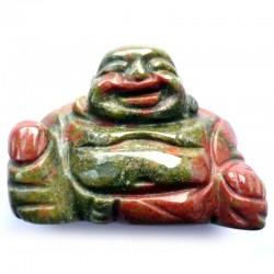 Bouddha en Unakite