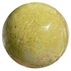 Sphère en Jaspe Opale