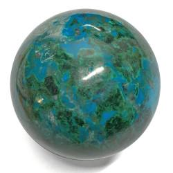 Sphère en Chrysocolle