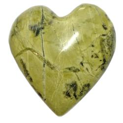 Coeur en Serpentine