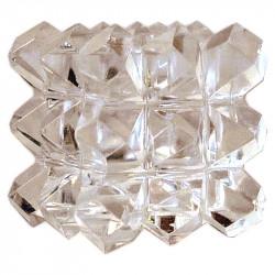 Cube 54 Pyramides en Quartz Fumé