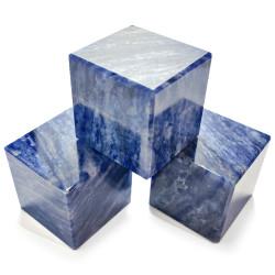 Cube en Sodalite