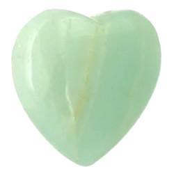 Pendentif Coeur en Amazonite