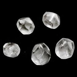 Dodécaèdres en Cristal de Roche