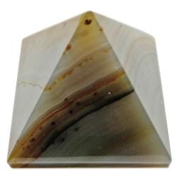 Pyramide en Agate