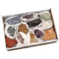 Lot de Minéraux Bruts