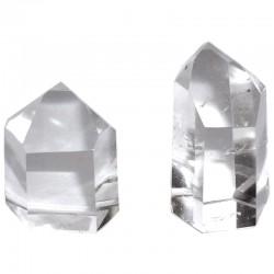 Pointe en Cristal de Roche