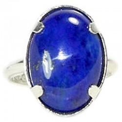 Bague Argent & Lapis-Lazuli