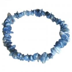 Bracelet Baroque en Cyanite