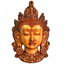 Masque Bouddha Tara
