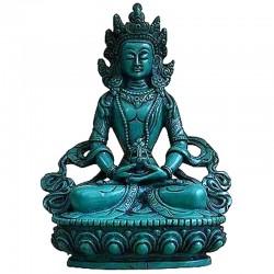 Statuette Bouddha Tara Verte