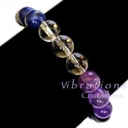 Bracelet Boules 7 Chakras