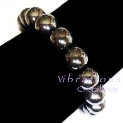 Bracelet Boules en Shungite