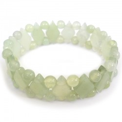 Bracelet Maya en Jade de Chine