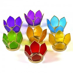 Photophores Lotus 7 Chakras