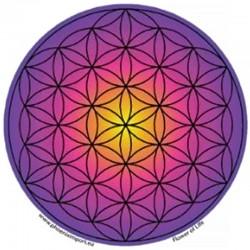 Sticker Fleur de Vie