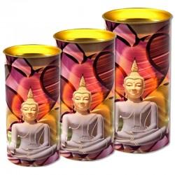 Bougie Bouddha