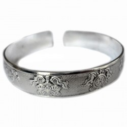 Bracelet Astha mangal en Argent