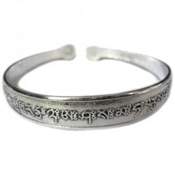 Bracelet Mantra en Argent