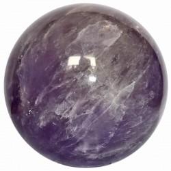 Sphère en Améthyste