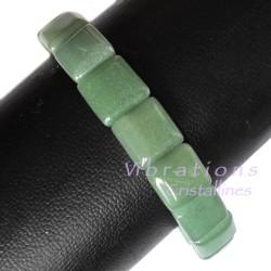 Bracelet en Aventurine Verte