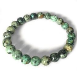 Bracelet Boules en Turquoise