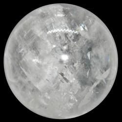 Sphère en Calcite Optique