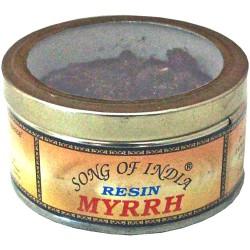 Encens Myrrhe