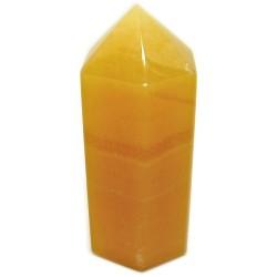 Pointe en Calcite Orange