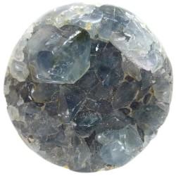 Sphère en Célestine