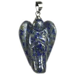 Pendentif Ange en Lapis-Lazuli